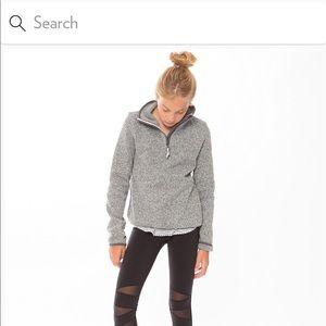 Lulu lemon athletica high rised mesh leggings